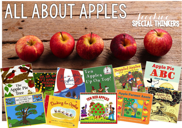 Apple About Apples: Book List