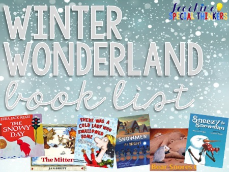 Winter Book List for January