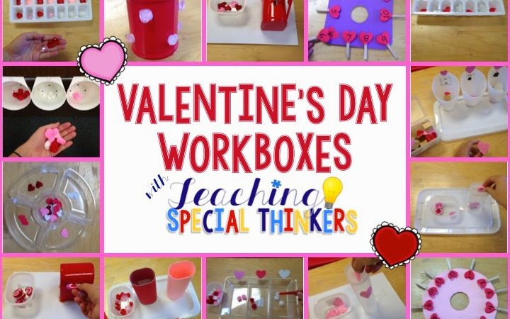 Valentine's Day Work Tasks!