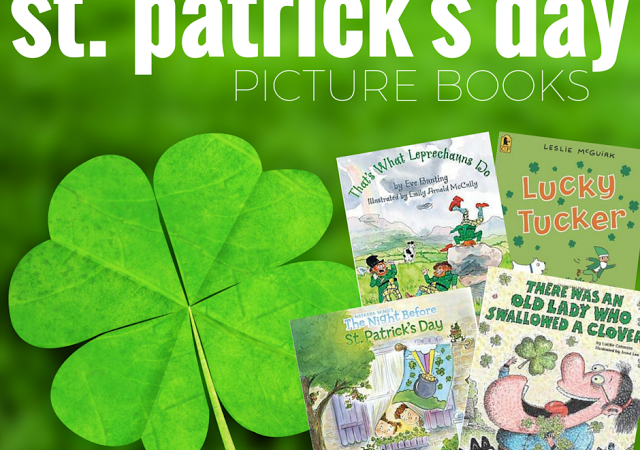 St. Patrick's Day Book List