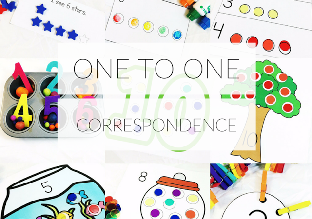 Tools for Building One-to-One Correspondence