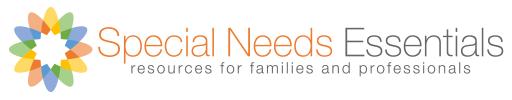 Special Needs Essentials {Gift Certificate Giveaway}