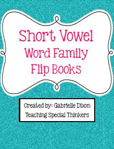 PHONICS VOWEL FLIP BOOKS – QUICK GIVEAWAY!