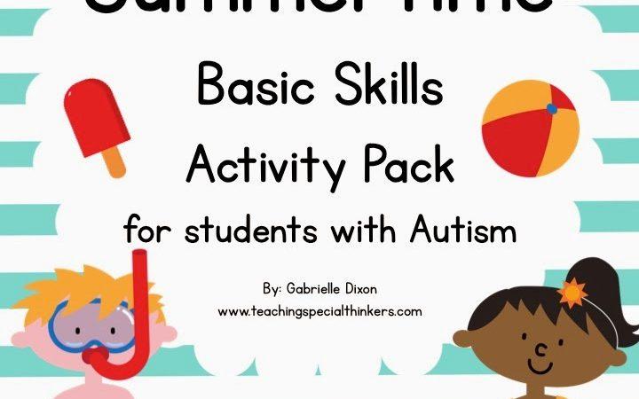 Summer Basic Skills Pack Posted!