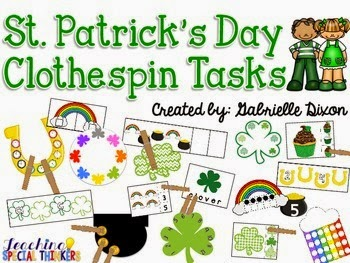 St. Patty's Day Packs & a HUGE TPT Super Sale Coming!!