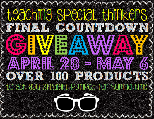 FINAL COUNTDOWN GIVEAWAY – OVER 100 PRODUCTS!
