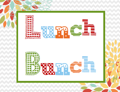 Show Kids You Care – Lunch Bunch