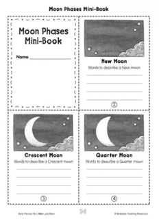 Solar System: Moon Phases