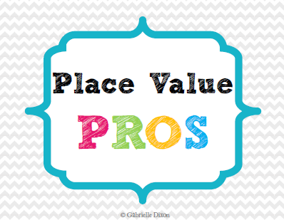 Place Value PROS