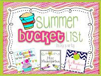 Summer Bucket List Linky