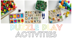 Puzzle Play Activities