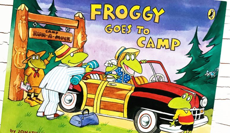Camping Theme Books and Activities