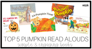 Top 5 Pumpkin Read Alouds