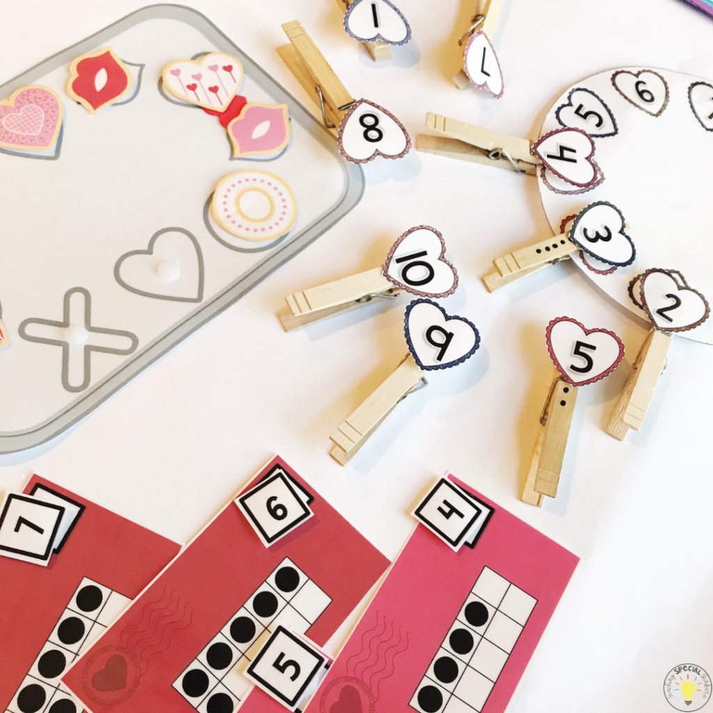 Easy valentines day activities