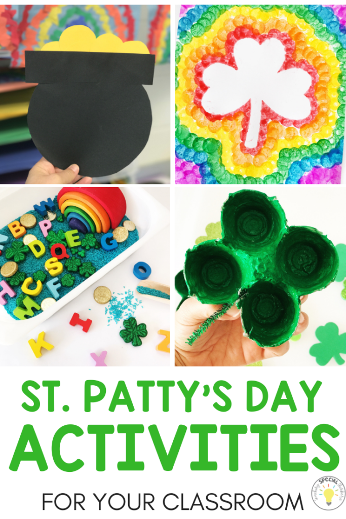 st. pattys day activities for kids