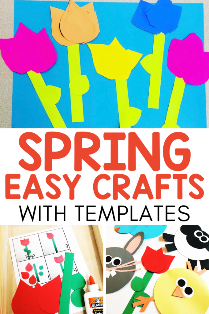 spring easy crafts