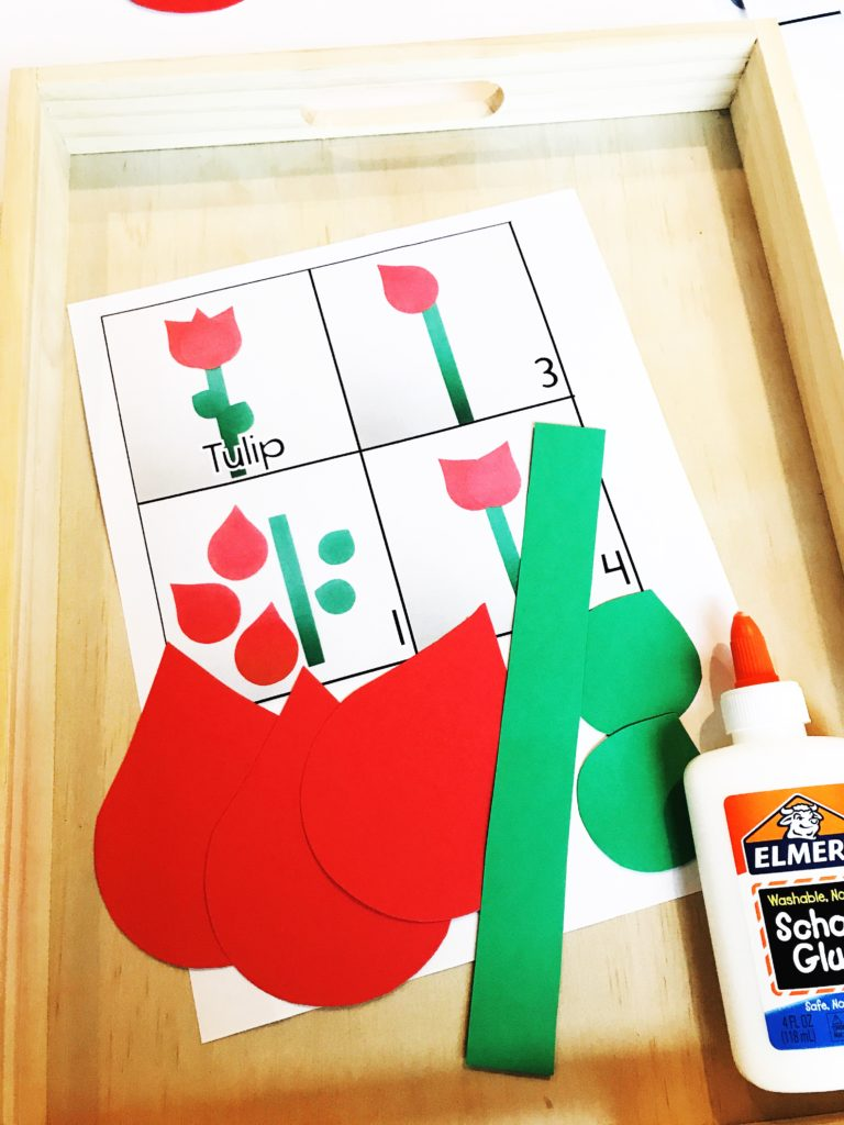 spring easy art crafts for kids
