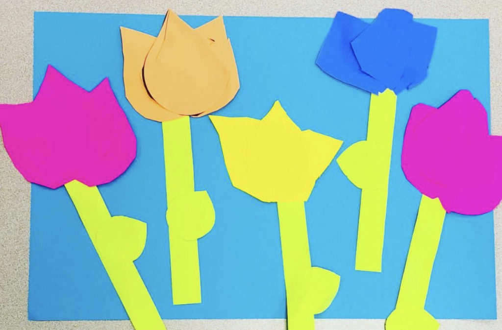 spring easy crafts for kids